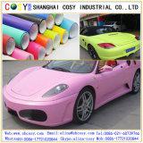 Etiqueta em mudança da cor da película lustrosa elevada do PVC do carro com a alta qualidade para a decoração