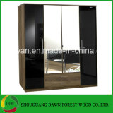 Schlafzimmer-hölzerne Möbel-Melamin-Spanplatte-/MDF/MFC-Garderobe