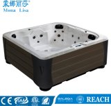 Monalisa Draagbare Inflatable Outdoor Hydo SPA (m-3383)