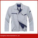 Uniforme protettiva dell'abito del lavoro di disegno su ordinazione di modo con il vostro proprio marchio (W154)
