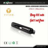 2015 hochwertiger 100% ursprünglicher trockener Kraut-Titan-/Titan1 Vaporizer-Großverkauf