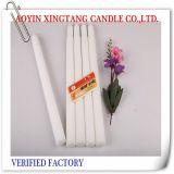 400g estrió la fabricación de Aoyin de la vela de la forma cónica