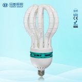 Lâmpada economizadora de energia 125W 150W Lotus CFL lâmpada compacta