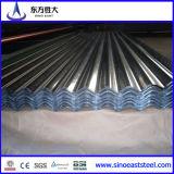 Vendita calda! ! ! Lamiera sottile-Made di 0.27mm Galvalumed Aluzinc Corrugated Roofing a Tianjin Manufacturer