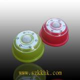 Battery Powered Infrared PIR Sensor 6-LED Light Lamp (KK 153)