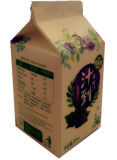 500ml Carton Gable Top pour le lait/ Jus/crème/vin/yaourt/l'eau