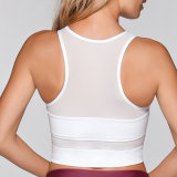 Custom Private Label Yoga Apparel Women Nylon Bra Yoga