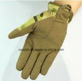 Перчатки воинского Nylon боя зимы теплого напольного тактические