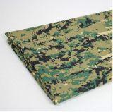 Tecido de camuflagem digital para vestuário de trabalho / Shirting / Uniform
