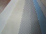El rodillo de la fibra de vidrio sombrea la tela