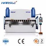 freno hidráulico de presión automático CNC máquina de doblado de trabajo de lámina metálica