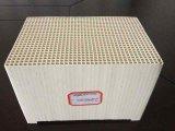 Cambista de calor cerâmico da alumina do favo de mel da loja térmica para o sistema de ventilação