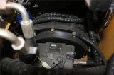 Compresor vibratorio hidráulico de la placa del tambor doble de 3.5 toneladas (YZC3.5H)