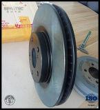 Ротор тормозной шайбы части OEM He253325X Китая автоматический Barke для Mazda