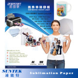 L'impression Ink-Jet 100GSM A3 A4 Papier Transfert par sublimation thermique