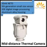 中距離の機密保護は熱カメラを検出する
