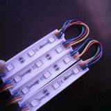 Resina de epoxi resistente al agua IP65 Módulo LED RGB para la iluminación de verificación