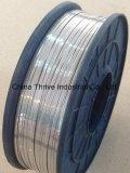 Hight Qualitätsaluminiumflachdraht für Reißverschluss