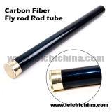 Venta al por mayor Pesca Mosca Rod carbono del tubo
