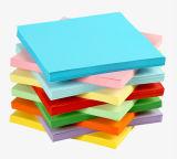 Papel de impressão Offset colorido de Woodfree do tamanho A4