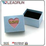 선물 서류상 목제 보석함 보석 저장 상자 포장 상자 보석함 수송용 포장 상자 가죽 상자 종이 선물 유리 고정되는 상자 (Lrj78)