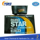 Duro Star et le tube de pneus pour motos caméras Tube de butyle (3.00-18)