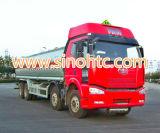 FAW 8X4 35-40の立方オイルタンクのトラック