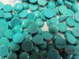 Natural China Turquesa Cabochon de alta calidad piedras preciosas