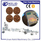 Ce Certificate High Output Pellet Fish Feed Extruder