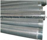 Filtro per pozzi dell'acciaio inossidabile del collegare del cuneo