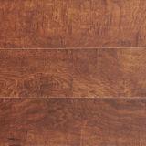 Plancher extérieur synchrone baroque de stratifié en bois de HDF AC5