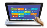 Ultra dünner LCD-Aufzug mit Monitor 15.6 Zoll