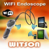Witson WiFi endoscopio boroscopio Cámara. Dia 8mm 4LED (W3-CMP3813WX)