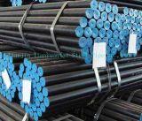 Tubo d'acciaio di api 5L/ASTM A106/A53/tubo, tubo d'acciaio di ERW/tubo, riga tubo/tubo di api 5L