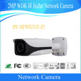 De Digitale Videocamera van het Netwerk WDR van de Kogel van IRL van Dahua 2MP (ipc-hfw8231e-Z5)