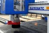 機械、機械を作るCNCのルーターAtcの木のドアを切り分けるEle 1530木ドア