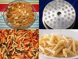 Macarronetes de /Italian do alimento do macarrão que fazem os equipamentos (100kg/h-150kg/h)