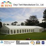 [15م] عرض [ألوميونيوم] بنية خيمة في حديقة لأنّ مأدبة