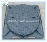 tampa de câmara de visita Ductile do ferro 850X850 com frame
