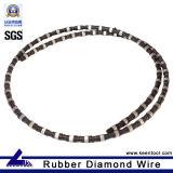 ダイヤモンドワイヤーは鋼鉄切断(SDW-KT115)については見た
