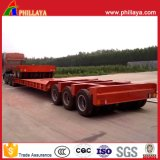 100-150 tonnes Multi Lines-Axles Lowbed remorque Heavy Duty