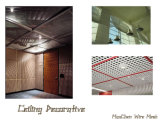 Wire Mesh décoratifs de plafond
