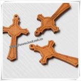 Houten Kruis voor het Dragen naast Huid/Houten Kruis (iO-Cw016)