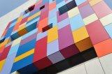 OEM обслуживает плакирование супер качества внешнее алюминиевое