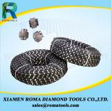 Seghe per granito, estraenti, blocchetto del collegare del diamante di Romatools del granito