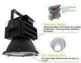 Garanzia 5 anni di alto indicatore luminoso della baia di IP65 300W LED per esterno