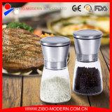 Insieme di ceramica registrabile poco costoso della smerigliatrice del laminatoio del sale e di pepe del meccanismo