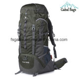 sac à dos du sport 80L en plein air augmentant le paquet campant de course de sac de trekking