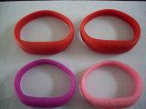 Toutes sortes de couleur du bracelet en PVC avec ce lecteur Flash USB/FCC