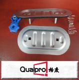 직류 전기를 통한 강철 둥근 덕트 점검창 AP7410